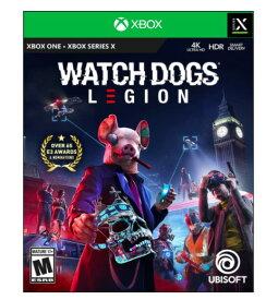 「マラソン限定!エントリーで店内全品ポイント+2倍」Watch Dogs Legion ウォッチドッグス レギオン (輸入版:北米) - Xbox One【新品】
