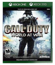 Call of duty world at war コール オブ デューティ ワールド・アット・ウォー (輸入版:北米) - Xbox One Xbox 360【新品】