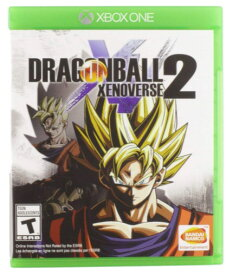 Dragon Ball Xenoverse 2 ドラゴンボール ゼノバース2 (輸入版:北米) - Xbox One【新品】
