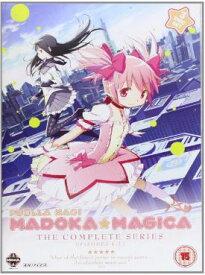 魔法少女まどか☆マギカ コンプリート DVD-BOX 12話 まどマギ アニメ2010 DVD 輸入盤【新品】