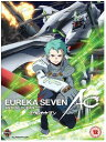 【送料無料】エウレカセブンAO コンプリート DVD-BOX PART 1 1-12話 DVD Import PAL 再生環境をご確認ください