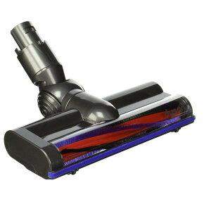 ダイソン Dyson 純正 カーボンファイバー搭載モーターヘッド Carbon fibre motorised floor tool DC58 DC59 DC61 DC62 V6対応 輸入品【新品】