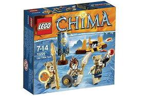 レゴ チーマ 70229 トライブパック「ライオン族」