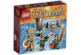 レゴ チーマ 70231 トライブパック「ワニ族」
