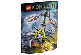 レゴ バイオニクル 70794 Skull Scorpio