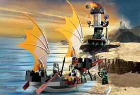 レゴ 騎士の王国 8821 ロウグ騎士団の戦艦