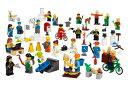 レゴ シティ 9348 Community Minifigure Set