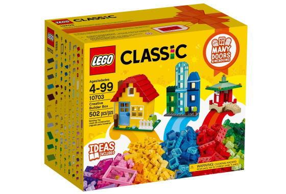 レゴ クラシック 10703 アイデアパーツ (建物セット)