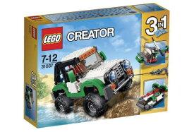 レゴ クリエイター 31037 オフロードカー