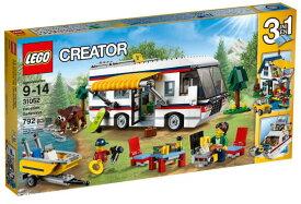 レゴ クリエイター 31052 キャンピングカー