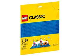 レゴ クラシック 10714 基礎板 32x32 (ブルー)
