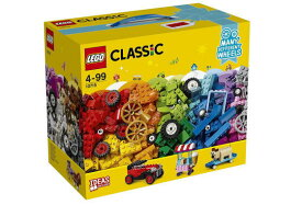 レゴ クラシック 10715 アイデアパーツ (タイヤセット)