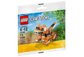 レゴ クリエイター 30285 Tiger