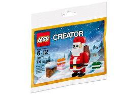 レゴ クリエイター 30478 Jolly Santa
