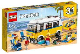 レゴ クリエイター 31079 サーファーのキャンプワゴン