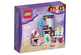 レゴ フレンズ 41115 エマのアートスタジオ
