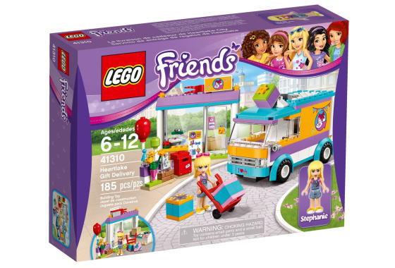 レゴ フレンズ 41310 ステファニーのギフトワゴン
