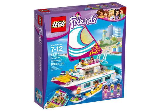 レゴ フレンズ 41317 ワクワクオーシャンクルーズ