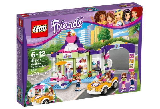レゴ フレンズ 41320 フローズンヨーグルトショップ