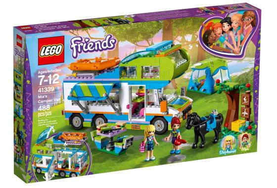 レゴ フレンズ 41339 ミアのキャンピングカー