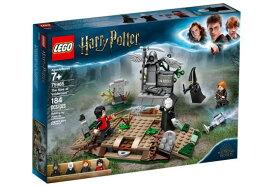 レゴ ハリーポッター 75965 ヴォルデモートの復活