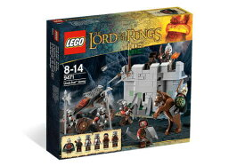 レゴ ロード・オブ・ザ・リング 9471 ウルク=ハイ軍
