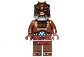 レゴ チーマ クラッグ(ワニ族)Crug - ミニフィグ (9z036) 【メール便可】