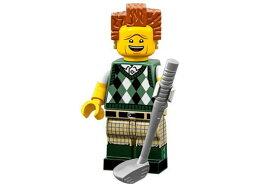 レゴ 71023 レゴ ムービー2 おしごと社長(Gone Golfin' President Business-12) - ミニフィグ (1z539)