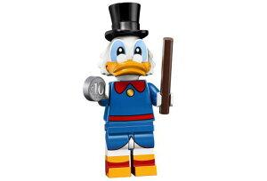 レゴ 71024 ディズニーシリーズ2 スクルージ・マクダック(Scrooge McDuck-6) - ミニフィギュア (1z71024-06)