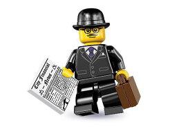 レゴ 8833 ミニフィギュア シリーズ8 サラリーマン (Businessman) - ミニフィグ (1z222)