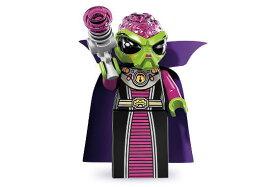 レゴ 8833 ミニフィギュア シリーズ8 エイリアン女 (Alien Villainess) - ミニフィグ (1z221)