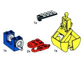 レゴ サービスパック 5169 Crane Set Assembly