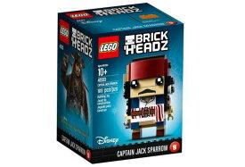 レゴ ブリックヘッズ 41593 Captain Jack Sparrow