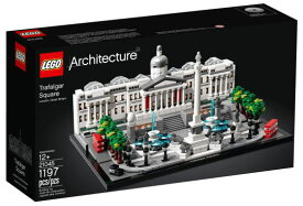 レゴ アーキテクチャー 21045 トラファルガー広場