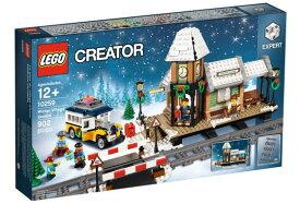 レゴ クリエイター エキスパート 10259 Winter Village Station