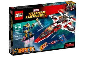 レゴ スーパーヒーローズ 76049 アベンジェット スペースミッション