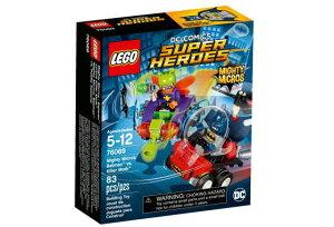 スーパーヒーローズ マイティマイクロ 76069 バットマン VS キラーモス