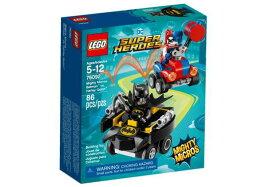 レゴ スーパーヒーローズ 76092 マイティマイクロ : バットマン vs ハーレイ・クイン