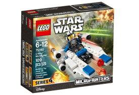 レゴ スターウォーズ 75160 マイクロファイター Uウィング