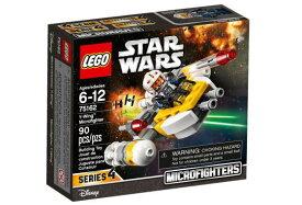 レゴ スターウォーズ 75162 マイクロファイター Yウィング