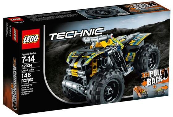 レゴ テクニック 42034 クワッドバイク