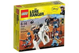 レゴ ローン・レンジャー 79106 騎兵隊ビルダーセット