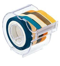 ヤマト メモックロールテープ フィルムタイプ 7mm幅 カッター付 〜 付せん メモテープ