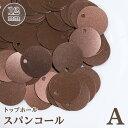 【トップホールスパンコール 12mmA】白 黒 メタル系 豊富なカラーから選べるトップホールスパンコール 約5g入 ¥100…
