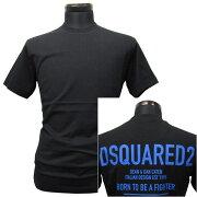 ディースクエアードDSQUARED2Tシャツ半袖メンズ(26006)
