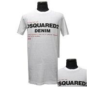 ディースクエアードDSQUARED2Tシャツ半袖メンズ(26009)