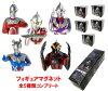 《新製品》ウルトラマンフィギュアマグネット【全5種コンプリートセット】