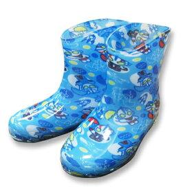 M78ウルトラマンレインシューズ★長靴かわいい【●傘と水玉●〇●ベネリック】《ウルトラマンショップ限定》