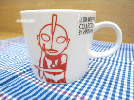 Shinzi Katoh☆陶器マグカップ 【マグ:ウルトラマン /Y1001B】