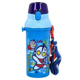 M78 直のみ水筒★すいとうプラワンタッチボトル【ハッピーワード★M78】《ウルトラマンショップ限定》